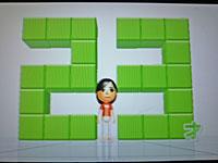 Wii Fit Plus 10月28日のバランス年齢 23歳