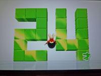 Wii Fit Plus 11月7日のバランス年齢 24歳