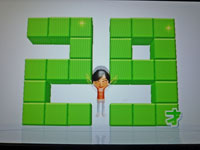 Wii Fit Plus 11月9日のバランス年齢 29歳