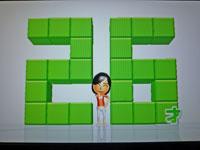 Wii Fit Plus 11月11日のバランス年齢 26歳