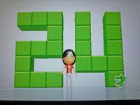 Wii Fit Plus 11月12日のバランス年齢 24歳
