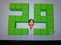 Wii Fit Plus 11月26日のバランス年齢 29歳