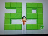 Wii Fit Plus 12月4日のバランス年齢 29歳