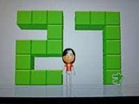 Wii Fit Plus 2011年2月6日のバランス年齢 27歳