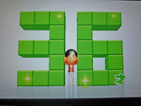 Wii Fit Plus 2011年5月8日のバランス年齢 36歳