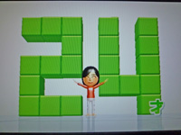 Wii Fit Plus 2011年5月10日のバランス年齢 24歳