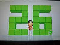 Wii Fit Plus 2011年5月26日のバランス年齢 26歳