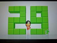 Wii Fit Plus 2011年6月8日のバランス年齢 29歳