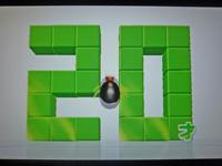 Wii Fit Plus 2011年6月26日のバランス年齢 20歳