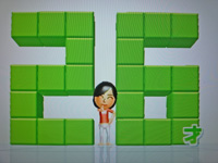 Wii Fit Plus 2011年7月2日のバランス年齢 26歳