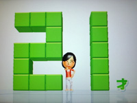 Wii Fit Plus 2011年7月13日のバランス年齢 21歳