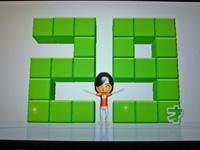 Wii Fit Plus 2011年10月11日のバランス年齢 29歳