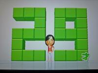 Wii Fit Plus 2011年10月19日のバランス年齢 29歳