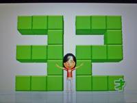 Wii Fit Plus 2011年12月07日のバランス年齢 32歳