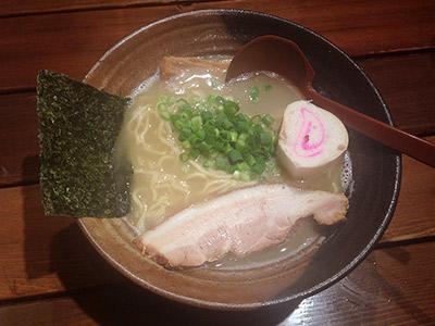 木蓮鶏白湯