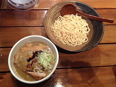 木蓮味噌つけ麺