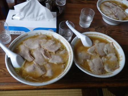 一龍 チャーシュー麺