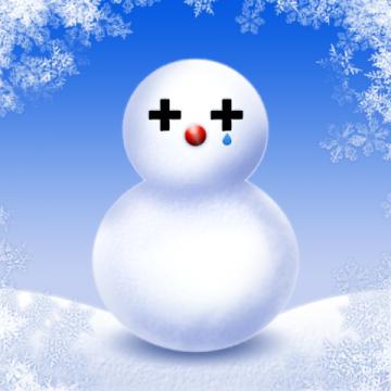 雪だるま(01)