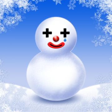 雪だるま(02)