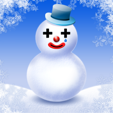 雪だるま(03)