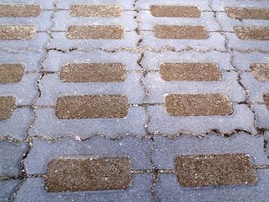 ブロック防草対策 舗装名人 写真2
