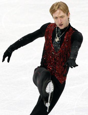 Evgeni Plushenko 2010バンクーバー五輪