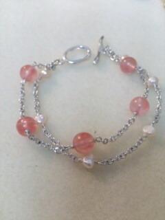 custom order bracelet