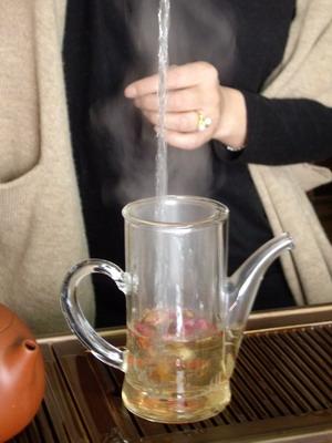お茶ワークショップ