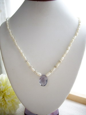 strand necklace