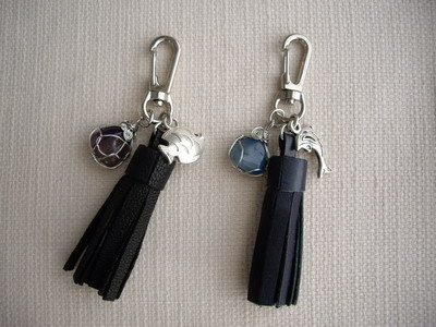 bag charms mini