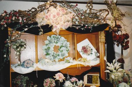 ブログクリスマスの花D
