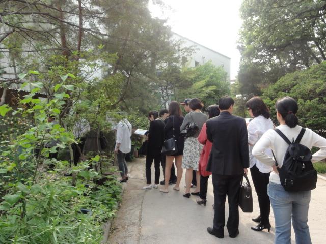 2012年5月澗松美術館2