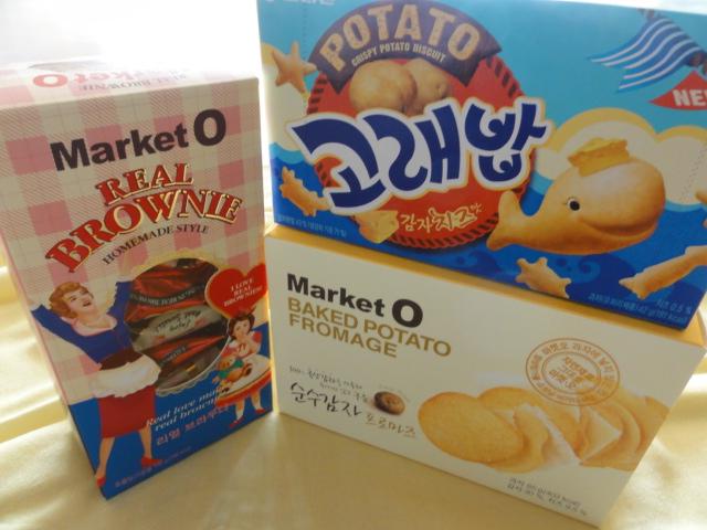 オリオン製菓 2013年2月