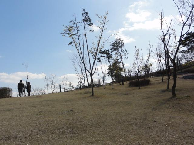 2013年4月7日 詩人の丘