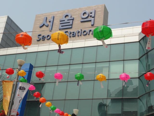 2013年5月6日 ソウル駅