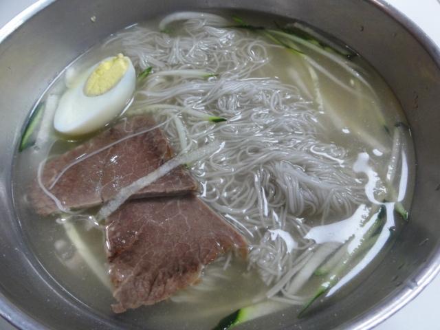 2013年7月20日冷麺1