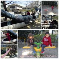 くじら公園。