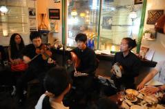 しんきちさん@Saz Cafe