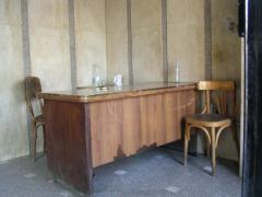 Mohammedさんの机