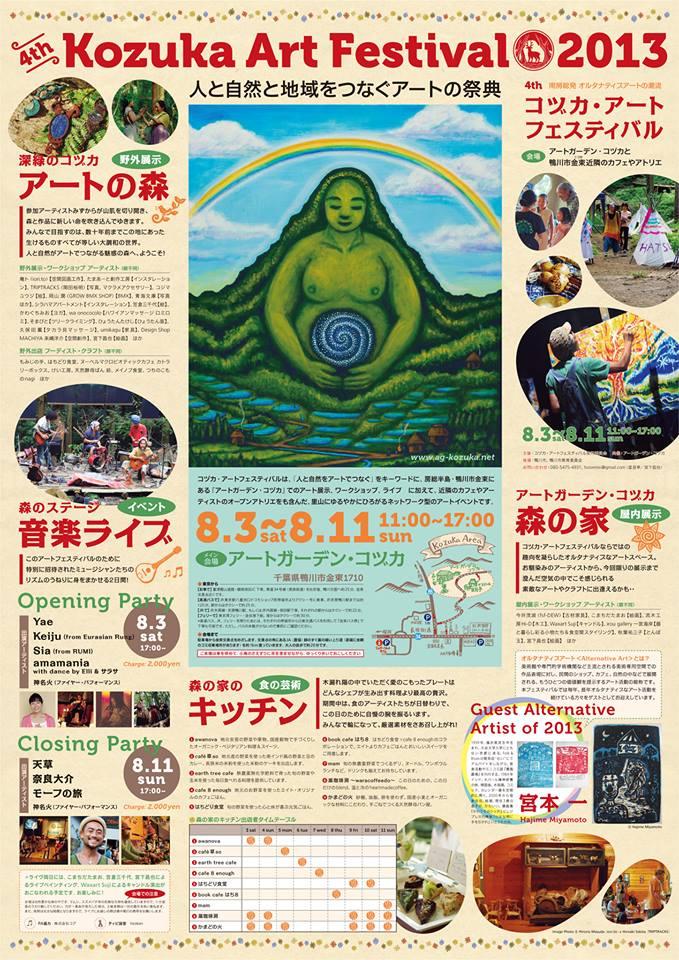 コヅカアートフェスティバル2013