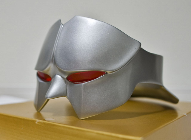 シャアっぽいマスク