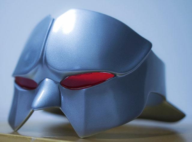 フル・フロンタルのマスク