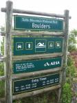 ボルダーズ・ビーチ入口