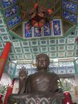 菩提禪院の釈迦如来像(実物)