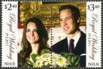 ニウエ・ウィリアム結婚