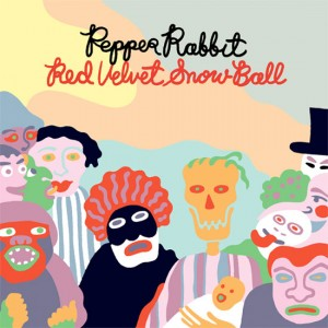 Pepper Rabbit - Red Velvet Snow Ball