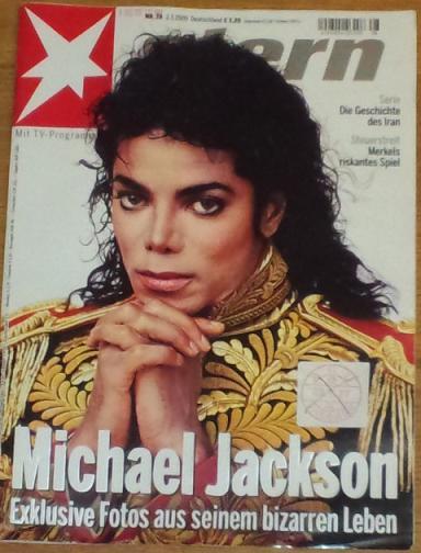 sternというドイツの雑誌です