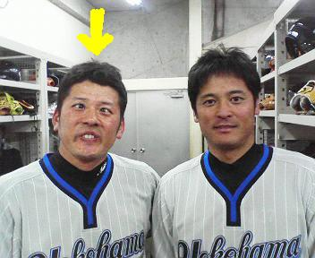 早川選手とツーショット