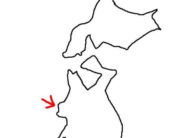 ちょうわかりやすい地図