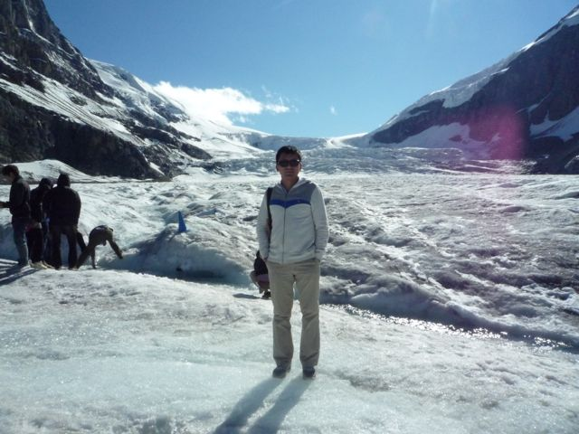 hh glacier